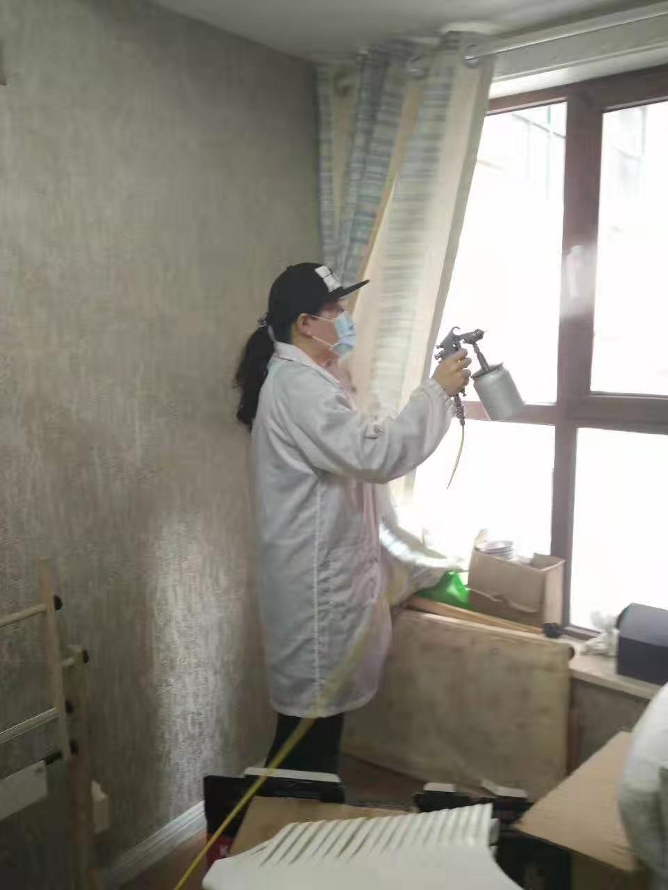 新装住宅主要污染物